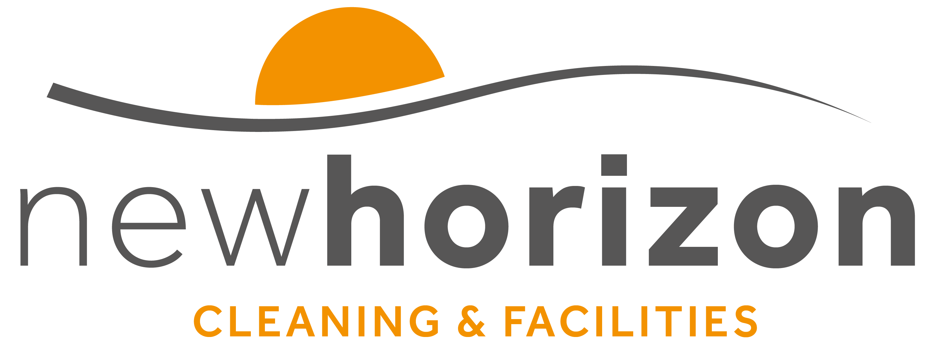New Horizon cleaning logo